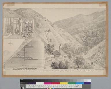 Ready relief mill & mine... Julian Mining Dist[rict], San Diego County, Cal[ifornia]
