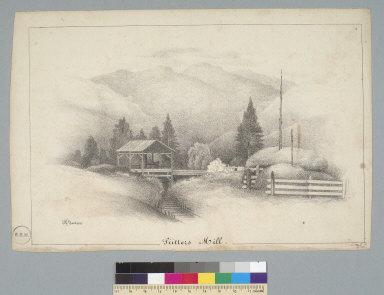 [Sutter's Mill, Coloma, California]