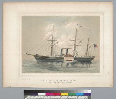 U.S. Steamer Golden Gate (ship)