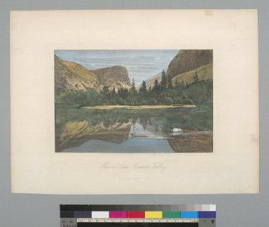 Mirror Lake, Yosemite Valley [California]