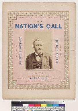 The nation's call [Juliette E. Prescott, Eugene S. Bonelli]