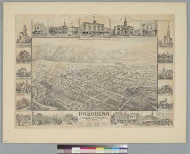 Pasadena, Los Angeles County, Cal[ifornia]