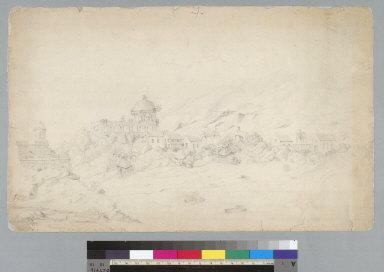 Panama, outside the walls, Dec[embe]r, 1850