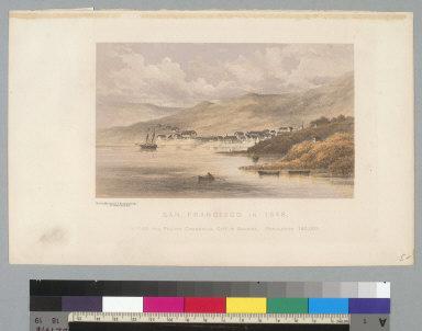 San Francisco [California] in 1848