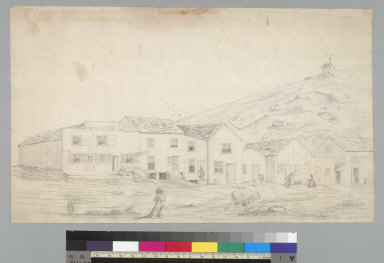 [Vallejo Street and Telegraph Hill, San Francisco, California]