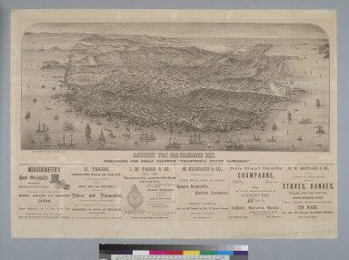 [View of San Francisco, California, 1877]