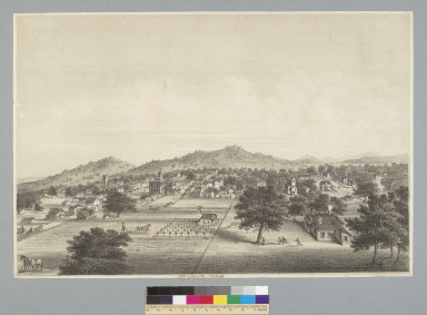 [View of Santa Rosa, Sonoma County, California]