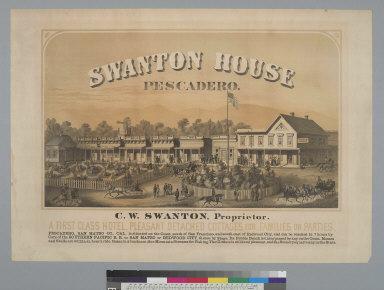 Swanton House, Pescadero [San Mateo County, California]