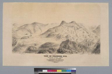 View of Treasure Hill, White Pine, Nev[ada]