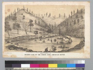 Mormon Bar, on the North Fork, American River [Mariposa County, California]