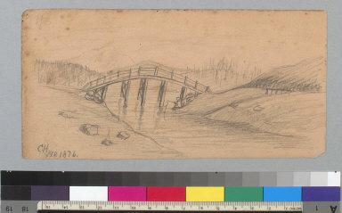 [Bridge over creek]