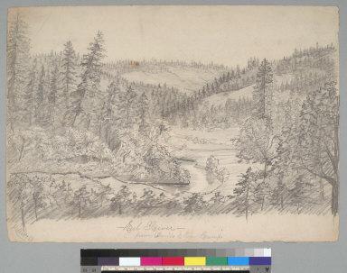 Eel River, from Devil's Elbow Camp [Mendocino County, California]