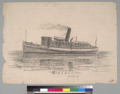 Monterey [California, ship]