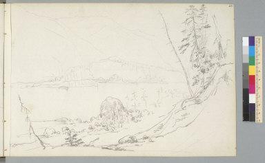 [Scene along Columbia River, Oregon/Washington]