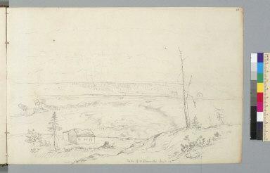 [Falls of Willamette River, Oregon, August 1852]