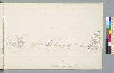 Columbia River, Sept[ember] 1852 [Oregon/Washington]