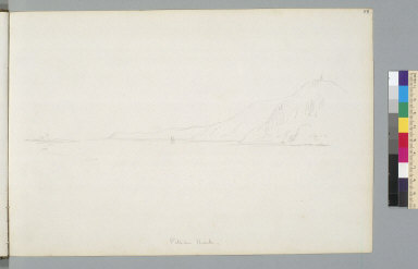 Pillar Rock [Columbia River?]