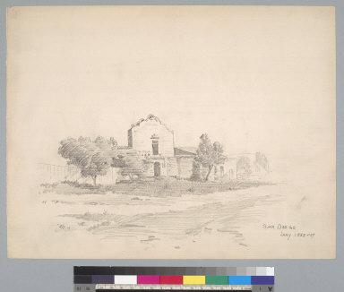 [Mission San Diego de Alcalá, California]
