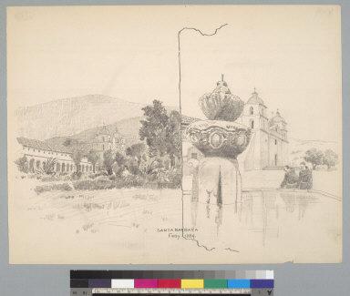 Santa Barbara [Mission, California]