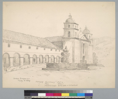 Santa Barbara [Mission California]