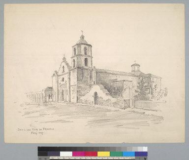 [Mission San Luis Rey, California]