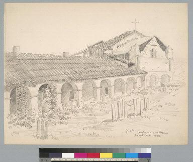 San Antonio de Padua [Mission], [King City, California] 1889