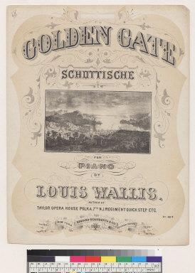 Golden Gate schottische [Louis Wallis]