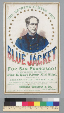 Blue jacket [ship]