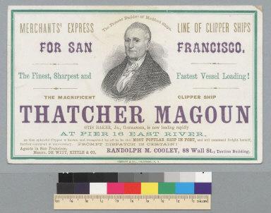 Thatcher Magoun [ship]