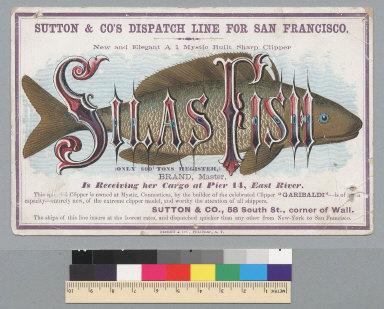 Silas Fish [ship]