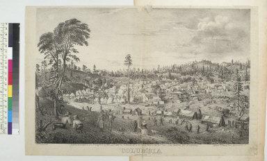 Columbia, January 1852
