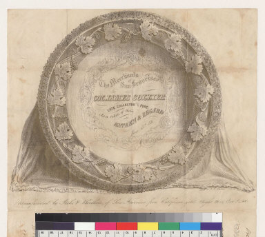 The merchants of San Francisco [California] to Col[onel] James Collier
