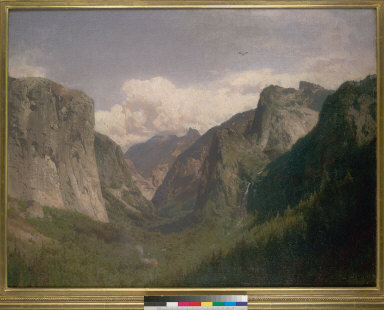 [Yosemite Valley] : [after conservation treatment]