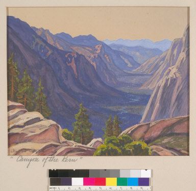 Canyon of the Kern