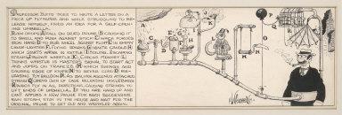Cartoon: Professor Butts