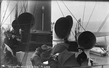 """""""Cruise party, S.S. Qeen [negative]"""