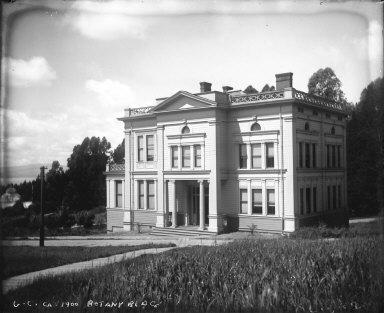 """""""U.C., ca. 1900, Botany Bldg."""""""