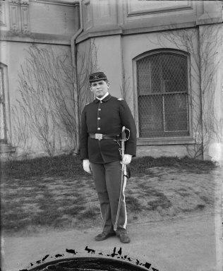 Cadet, University of California at Berkeley. [negative]