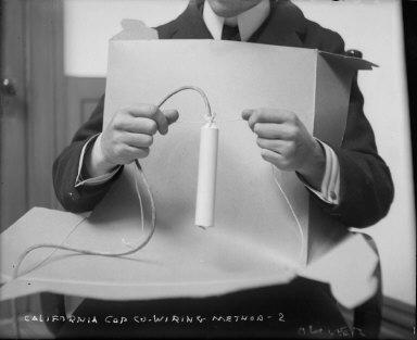 Wiring methods #2, California Cap Company. [negative]