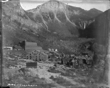 Mine in Colorado. [negative]