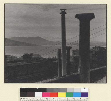 [San Francisco cityscape.] [photographic print]