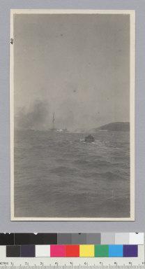 Salute, Great White Fleet, San Francisco. [photographic print]
