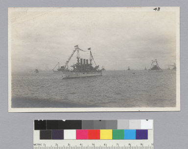 Great White Fleet, San Francisco. [photographic print]