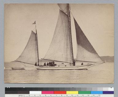 Emerald (yacht). [photographic print]